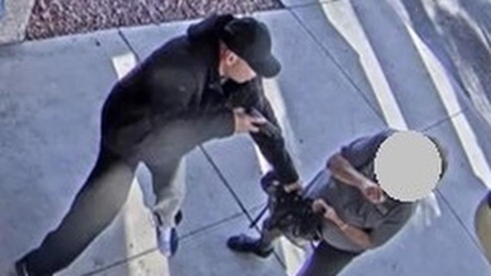 Police search for man behind gunpoint robbery near Flamingo, Jones