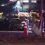 5 hospitalized in Foxborough accident