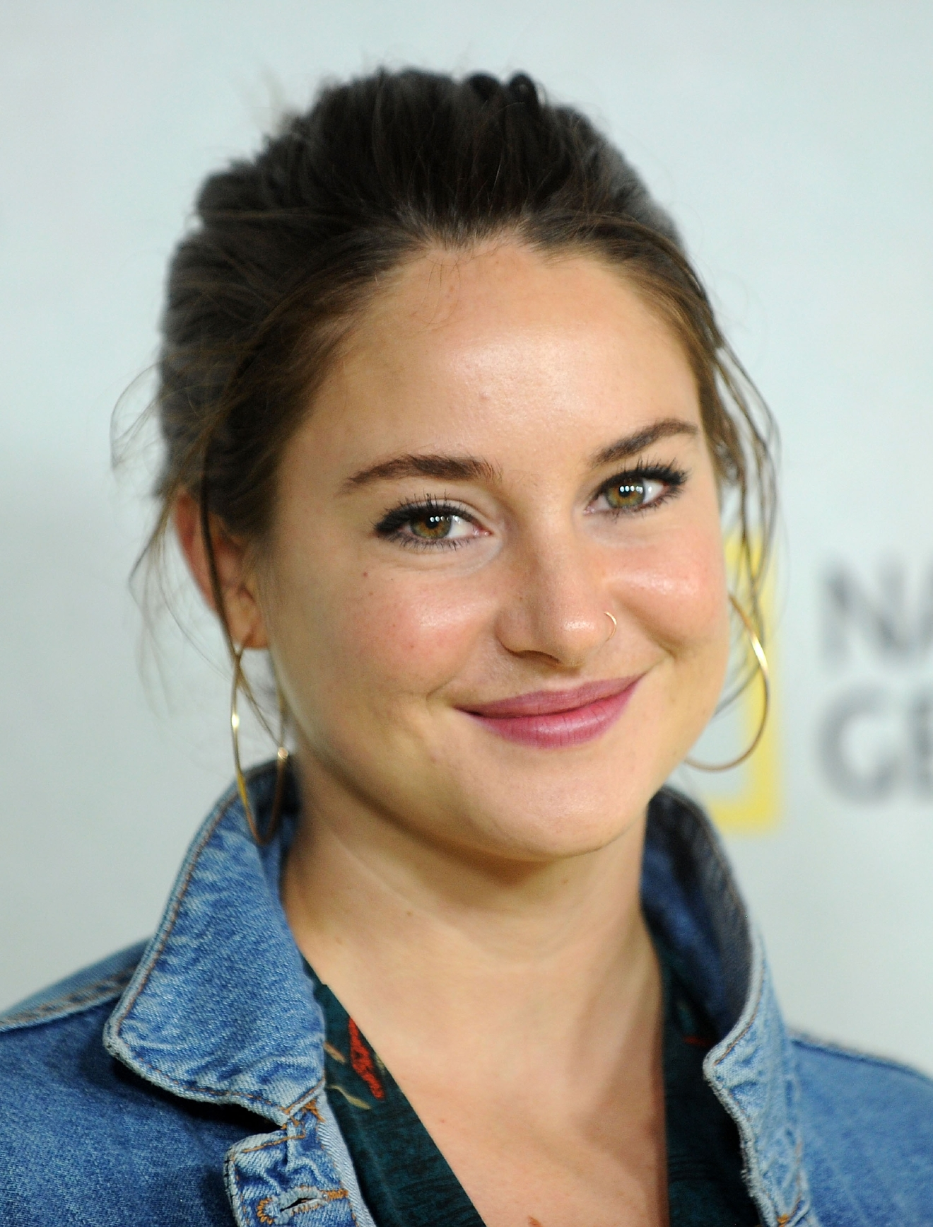 "Shailene Woodley attends the premiere of National Geographic Channel's ""Before The Flood,"" at the United Nations on Thursday, Oct. 20, 2016. (Photo by Brad Barket/Invision/AP)"