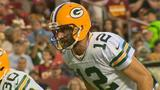 Rodgers looks good, Cousins doesn't; Packers top Washington 21-17