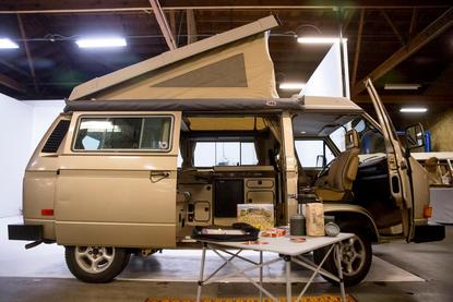 Photos: Meet the restored Volkswagens that make up the Peace