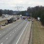 Crash shuts down part of I-71 in Delaware County
