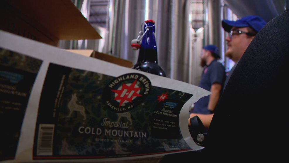 In stores Monday: 2019 Cold Mountain makes it out of the taproom & into stores