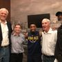 Retired Utah Jazz players and coach reunite in photo posted on Twitter