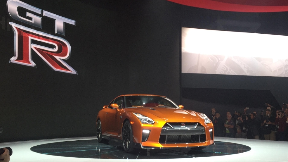 Nissan Gt R Then And Now Wluk