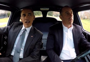 'Comedians in Cars Getting Coffee' moving to Netflix