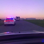 Dash cam reveals dangerous moments for law enforcement during high-speed chase