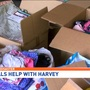 Hershey woman collecting donations for friend in Texas, searching for delivery method