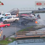 Bass tournament held Monday at Chickamuaga Lake to honor EMS Week