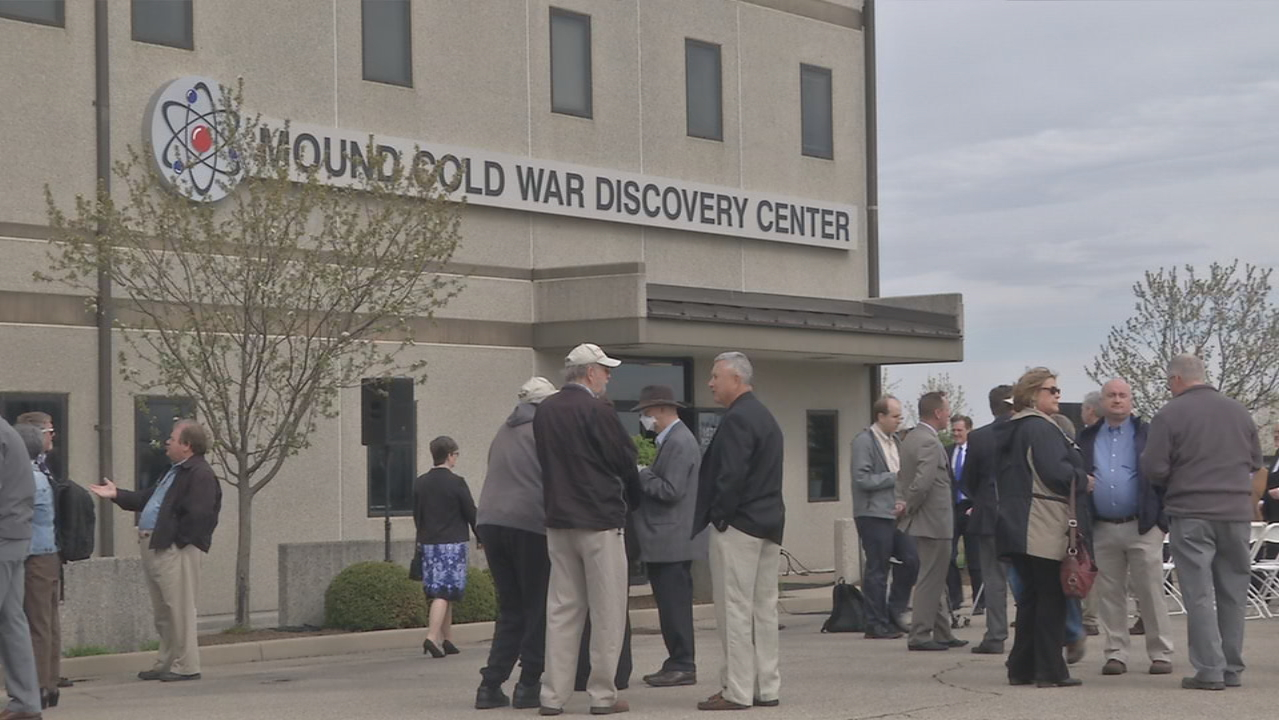 Mound Cold War Discovery Center is ready for you to unlock nuclear secrets (WKEF/WRGT)