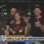 Rock band Simple Plan helps South Bend couple announce pregnancy