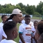 Geathers Elite Performance Football Camp draws 170 kids