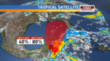 Tropical system likely to form in the Gulf of Mexico this weekend