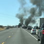 Reckless driver causes fiery crash on NM 404, one person killed