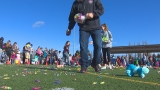 Photos: East Pierce firefighters host 60th annual Easter egg hunt