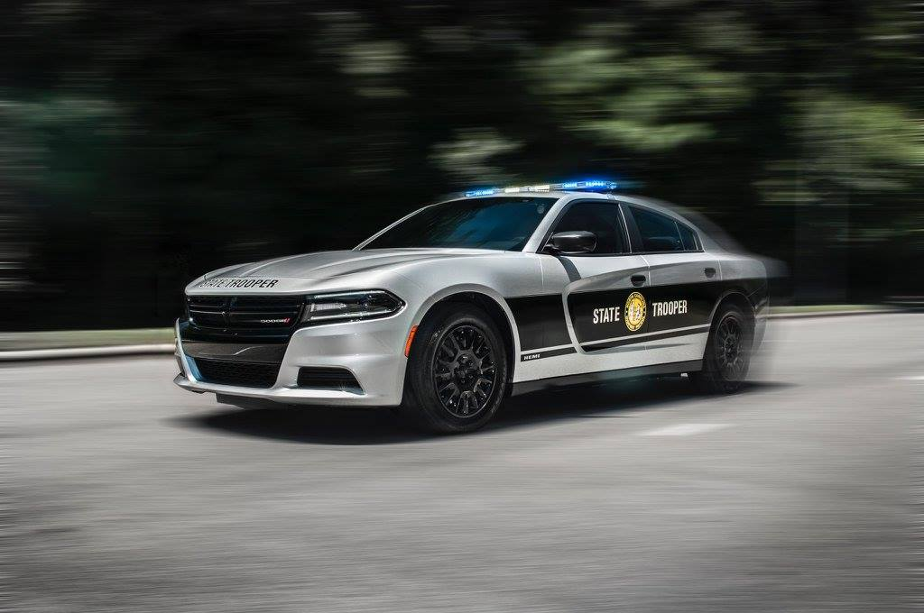 North Carolina State Highway Patrol. (American Association of State Troopers|Facebook)