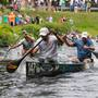 Dozens take part in annual Spike's Challenge Canoe Race