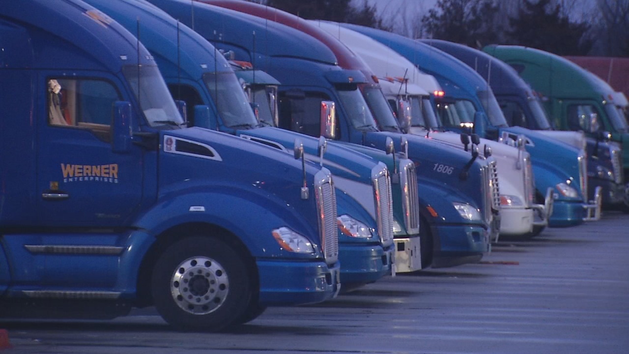 Truck Drivers Wanted: Dayton officials take new approach to recruiting drivers (File: WKEF/WRGT)