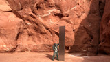 Colorado man claims he saw who removed Utah's mysterious desert monolith