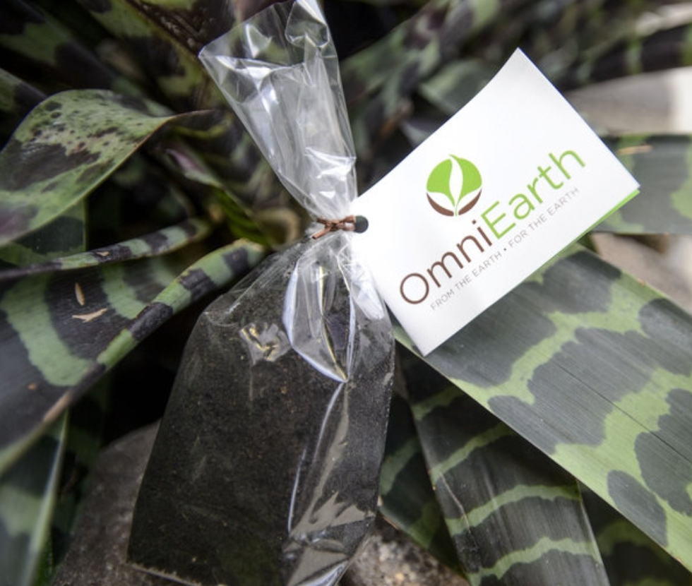 Joseph Walker, a 22-year-old from Junction City started a worm-casting fertilizer company, called Omni Earth, that has taken off in the marijuana growing industry.{ }