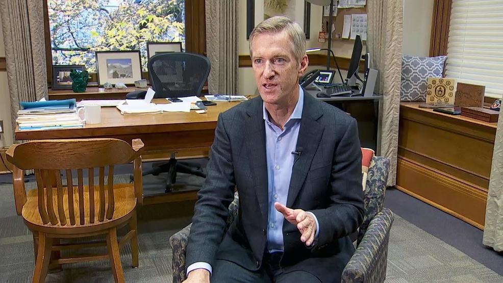 Mayor Wheeler vows to address city's stolen car epidemic