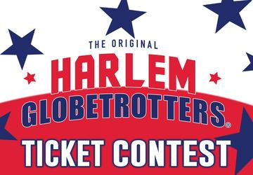 Harlem Globetrotters Ticket Contest