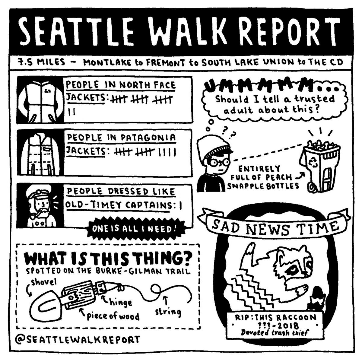 { }(Image: @seattlewalkreport / seattlerefined.com/seattlewalkreport)