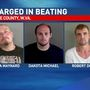 Three arrested in Boone County beating; fourth suspect sought