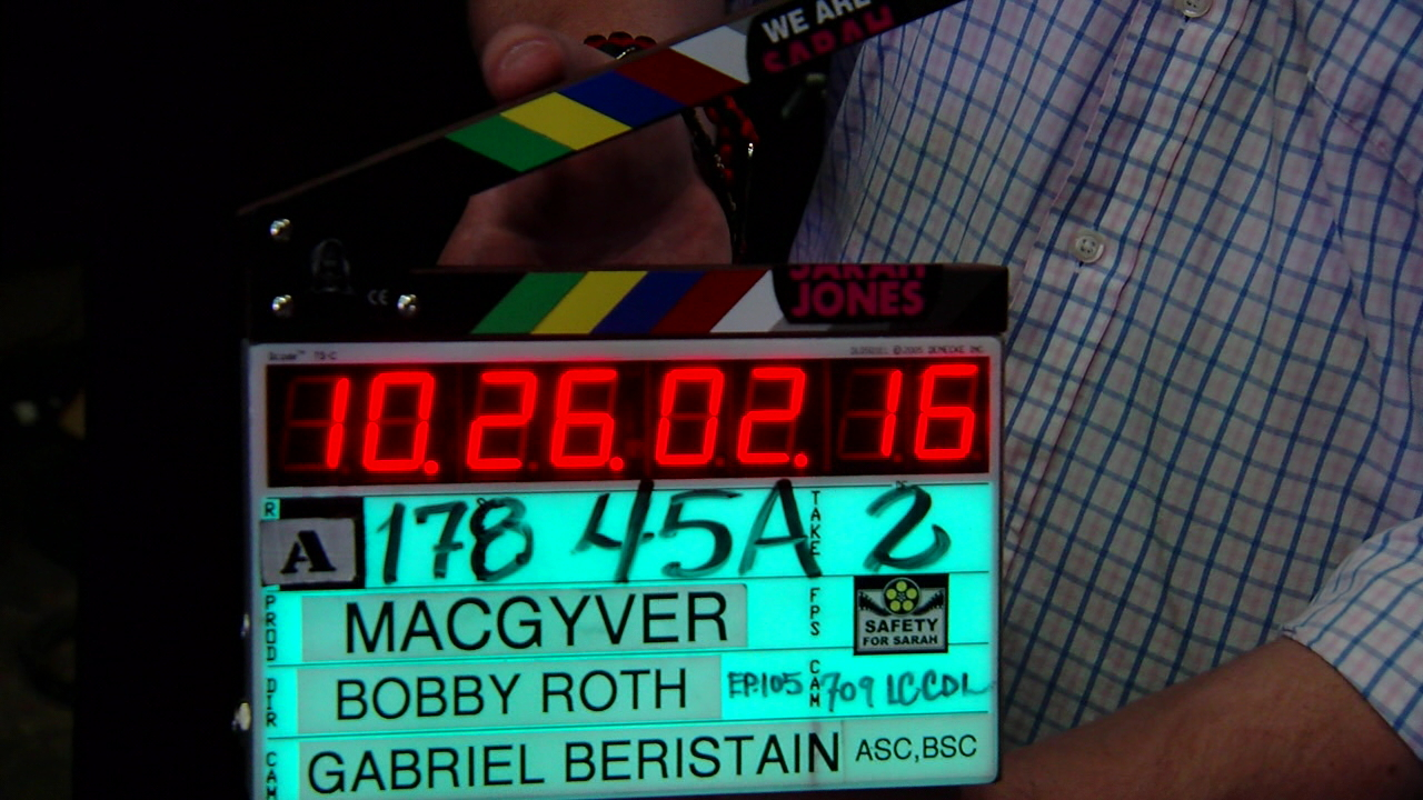 MacGyver comes back to TV with a new cast and new tricks (WKRC)