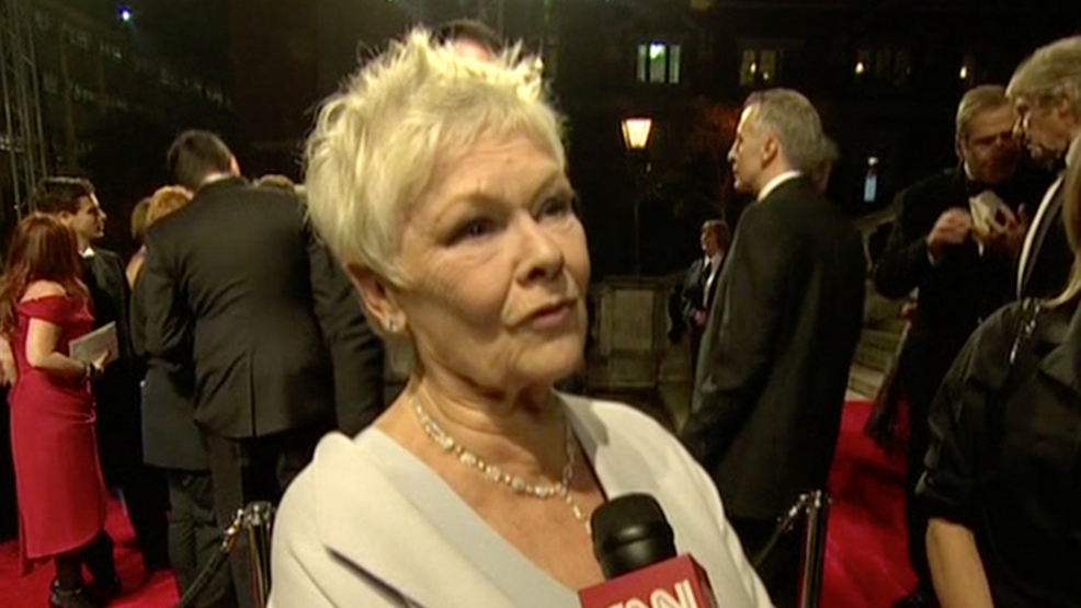 Dame Judi Dench just became Vogue's oldest cover star, proving age really is just a number