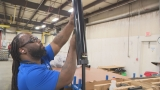 Goodwill helps local man go from robbing banks to managing assembly lines