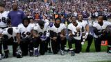 Ravens, Jaguars kneel in first game since President Trump called for players to be fired