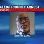 Man accused of setting woman on fire in Raleigh County