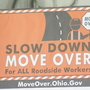 OSHP, ODOT teaming up to help keep workers safe by reminding everyone to move over