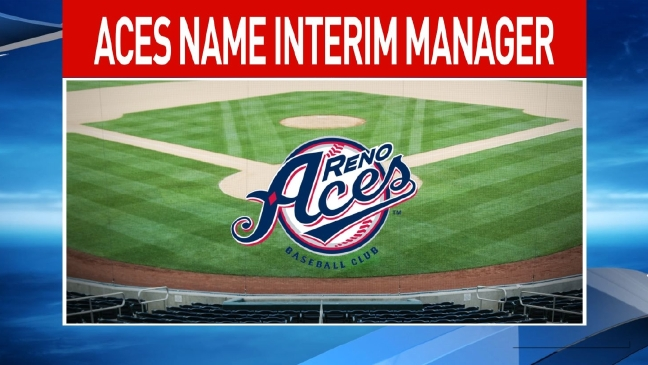 Greg Gross named Reno Aces interim manager