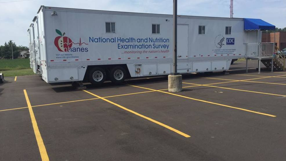 Tuscola county selected for national health study | WEYI