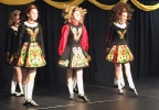 The Irish Heritage Dancers perform at Northeast Wisconsin Technical College in Green Bay March 17, 2017.