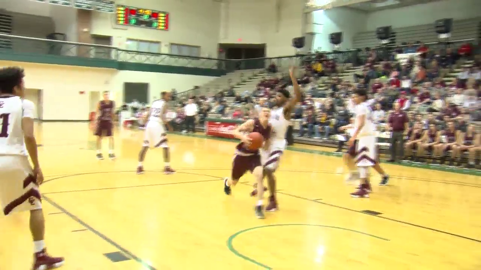 12.23.17 Highlights - Wheeling Central remains unbeaten with win vs John Glenn