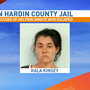 Sheriff: Kountze woman charged in Hardin County inmate's escape