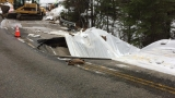 Highway 41 closed south of Yosemite entrance