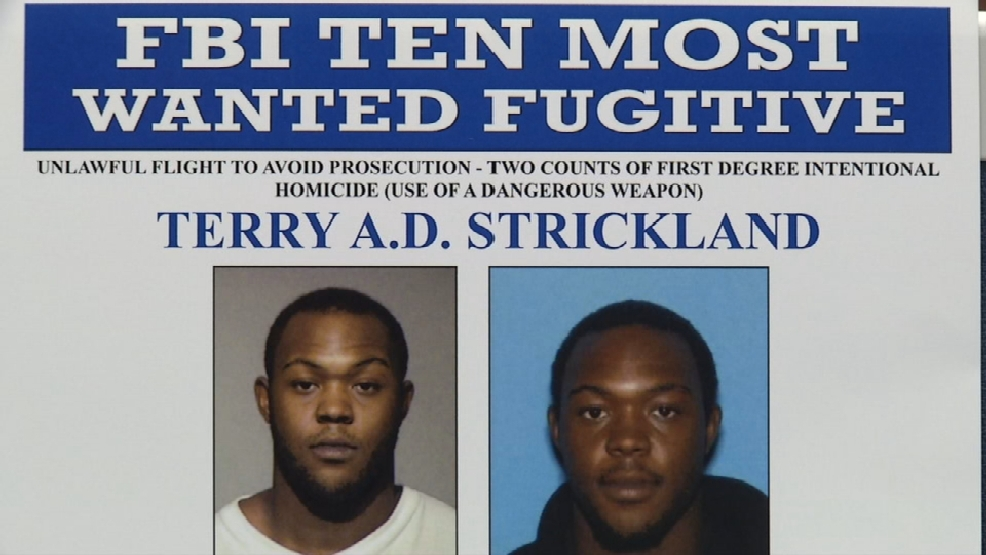 woman says she saw fbis most wanted fugitive walking in neighborhood - Most Wanted Picture Frame