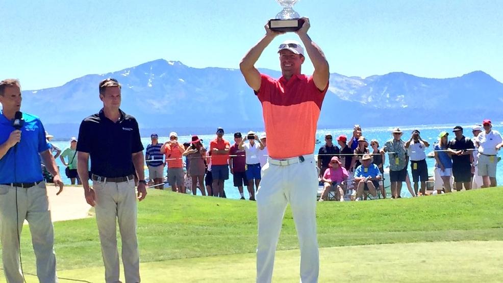 Mark Rypien wins American Century Championship celebrity ...