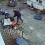 Security camera catches man stealing bags of recycled cans in Westbrook