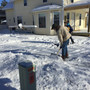 Mid-Michigan digs out after snowstorm