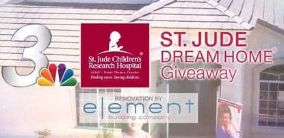 St  Jude Dream Home Giveaway prize winners | KVCW