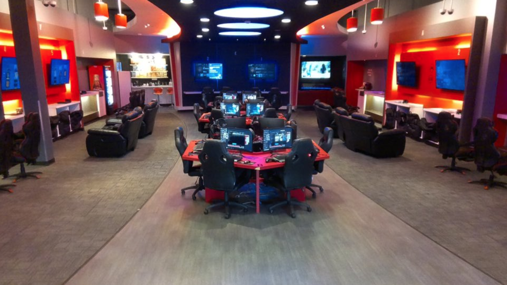 Spec Ops Gaming Lounge Includes Video Games And Cereal Bar Katv