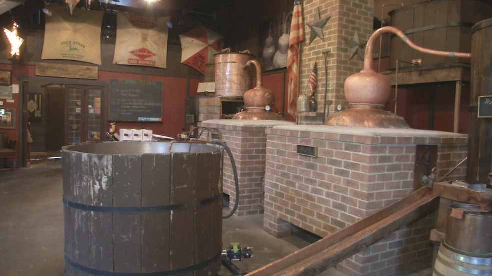 Take A Tour Of Indian Creek Distillery, Ohiou0027s Oldest Operating Distillery
