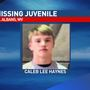 Missing juvenile found safely