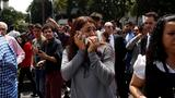 At least 104 dead after 7.1 magnitude earthquake jolts Mexico
