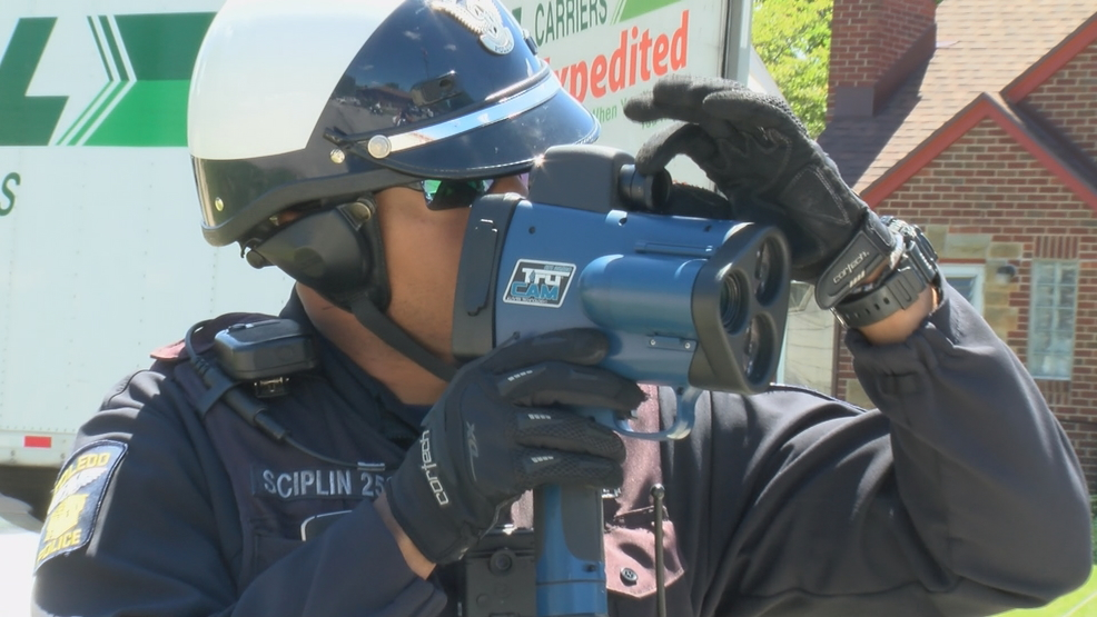 Handheld speed cameras add significant revenue for City of